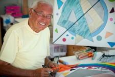 Howard Schoor Artist, Trianglist