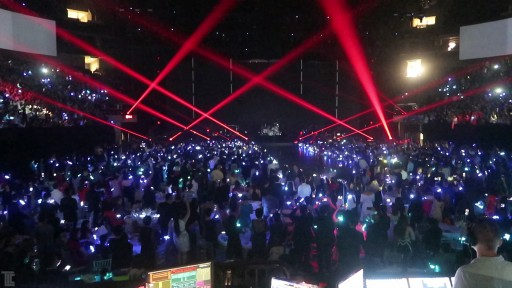 Concerts and Special Events Light Up With LED Wristbands From Xylobands USA