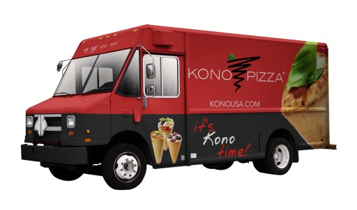 Kono Pizza Announces 13 State Expansion