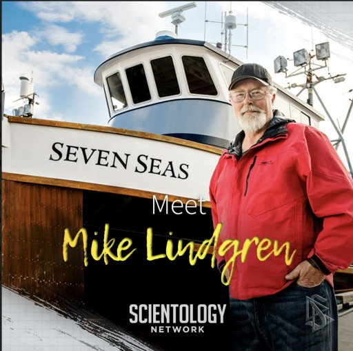 Meet a Scientologist Sets Sail on the Seven Seas With Mike Lindgren