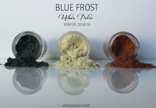 Urban Pulse Launches Winter Line BLUE FROST Formulated With Skin-Nourishing Clay Inspired by Nature's Beauty