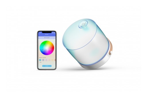 MPOWERD® Launches Its First Smart Solar Light With Luci® Connect