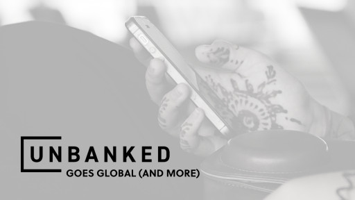 Unbanked Reveals Suite of New Products and Features