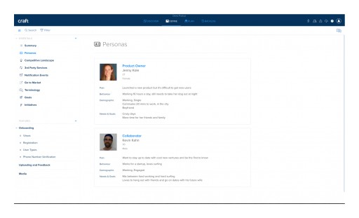 User Personas in Product Management - Craft.io