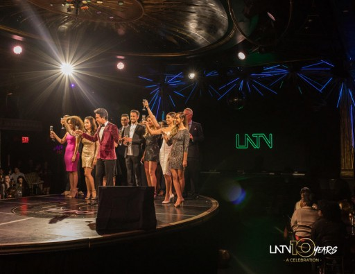 LATV Caps Ten Year Celebration With a Bang in Los Angeles