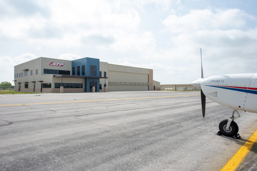 ATP Flight School Opens New Pilot Training Center in Dallas With Plans to Train 20,000 Pilots by 2030