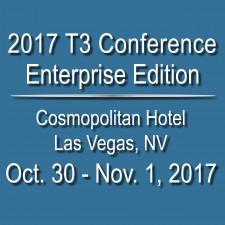 Biggest Announcement of the Year Slated for Oct. 30 at the T3 Conference for Financial Services Executives