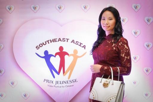 Celebrated Filmmaker Livi Zheng Was Head Juror and Key Speaker at SEA Prix Jeunesse