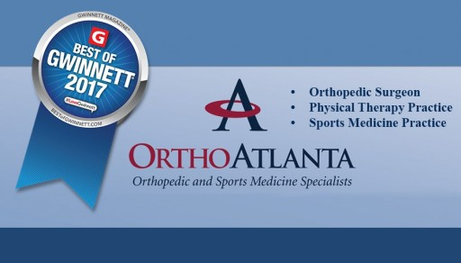 OrthoAtlanta is Voted Best of Gwinnett Winner