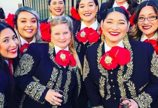 Two-time Grammy award-winning Mariachi Divas