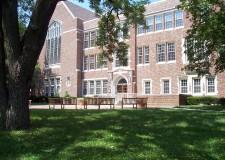 Hudson Hall, Blackburn College