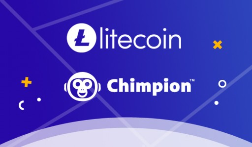 Chimpion Announces Support for Litecoin (LTC)
