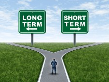 Long Term or Short Term Direction?