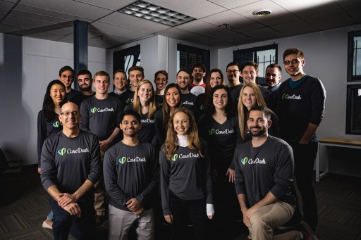 CareDash is Honored in Built In Boston's Prestigious Best Small Companies to Work for List in 2020