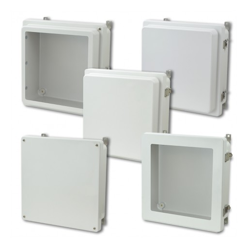 Allied Moulded Products, Inc. Expands AM & AM-R Series Fiberglass Enclosures Product Offering