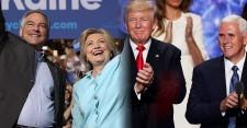 Clinton-Trump Picture