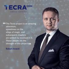 Robert Anacki (Co-founder, Tecracoin)