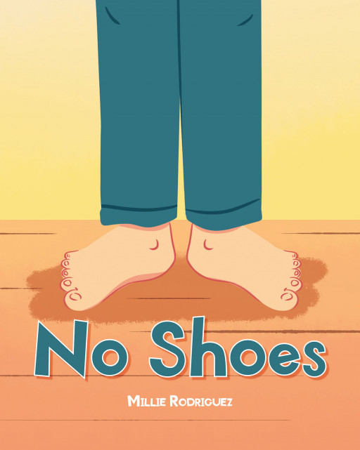 Mildred Rodriguez's New Book 'No Shoes' is a Lovely Read About a Barefoot Boy and His New Hoofed Friend