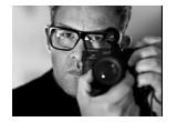Self Portrait of internationally renowned photographer Per Bernal