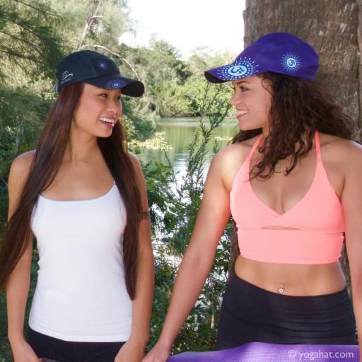 YOGAHAT.COM Launches Hats to Compliment Those Black Yoga Pants
