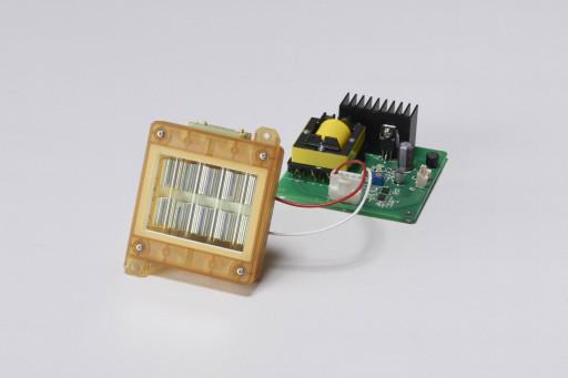 Care222\u00ae Filtered Far UV-C Excimer Lamp Module