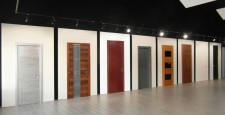 Showroom of Italian Doors
