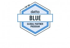 ITS Blue Partner Logo