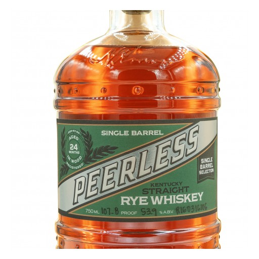 Kentucky Peerless Distilling Company Releases New Peerless Dimensions for Distribution
