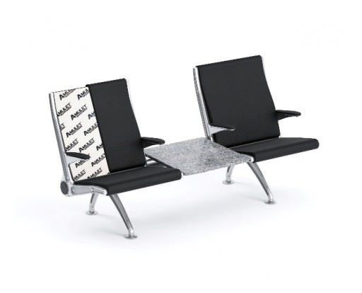 Industry-First Bullet- and Blast-Resistant Technology Unveiled for Airport Seating