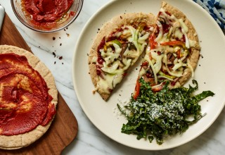 Fresh Families Personal Pizzas