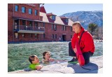 lifeguards at Glenwood Hot Springs Resort