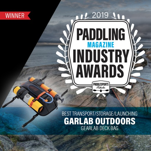 The Award-Winning Gearlab Deck Pod Wins Paddlesports Retailer Industry Award for Best Boating Accessory