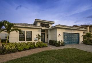 Kolter Homes Florida Contemporary Design