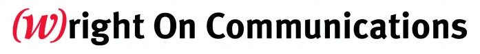 (W)right On Communications logo