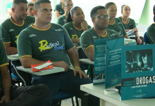 Groups Commit to End Drug Abuse in Brazil