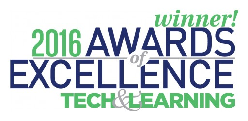 New, Easily-Accessible AceReader Education Edition Winner of 2016 Tech & Learning Award of Excellence