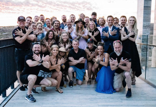 Cardone Ventures Cabo Mastermind Attendees