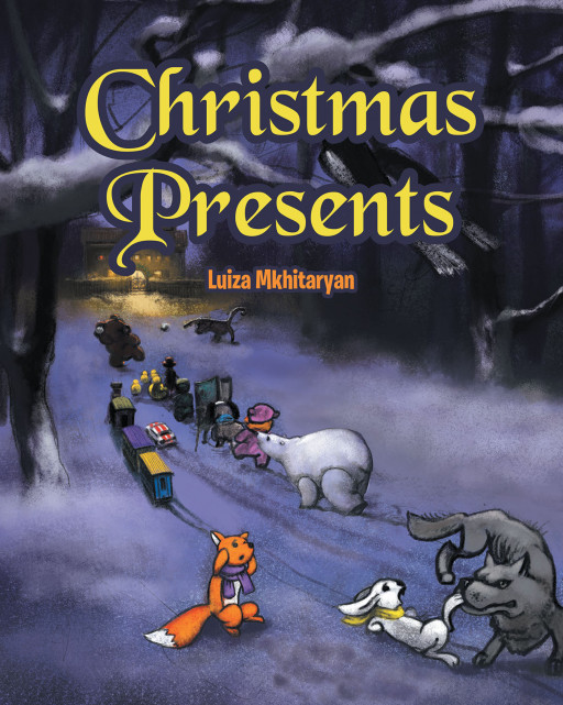 Luiza Mkhitaryan's New Book, 'Christmas Presents' is a Beautiful Christmas Tale for Kids About Embracing Good Deeds and Showing Respect to Those Around Us