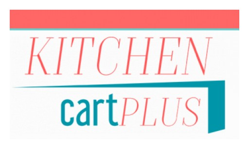 Kitchen Cart Plus: Everything for a Perfect Kitchen on One Singular Platform