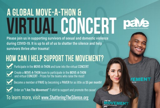 I Am the Movement Global Concert & Move-a-Thon