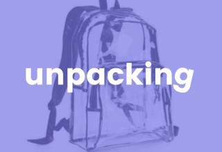 Unpacking logo