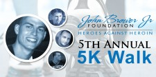 Heroes Against Heroin 5K Walk