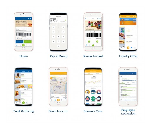Stuzo Launches Connected Application Technology Assets to Accelerate Mobile Commerce for Convenience Store Operators and Fuel Retailers