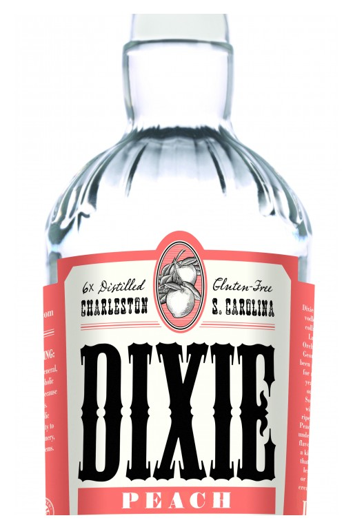 Introducing Dixie Peach Vodka