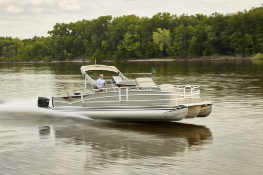 Premier Launches First Cabin Cruiser