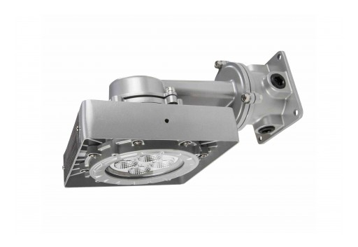 Larson Electronics Releases Explosion-Proof, Low Bay LED Fixture, 50W, 7,000 Lumens, Paint Spray Booth Approved