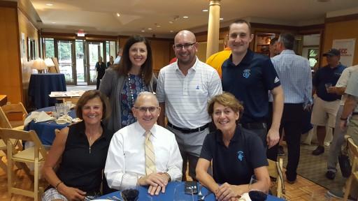 Sordoni Golf Outing Raises $30,000 for Saint Peter's University
