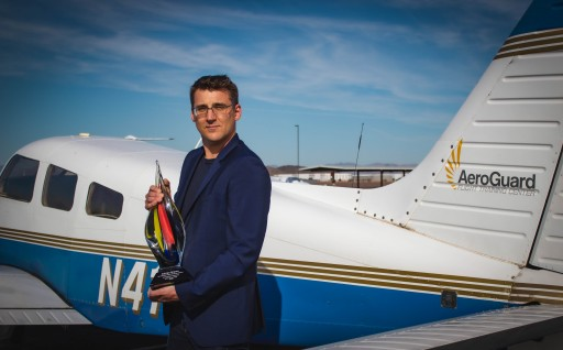 AeroGuard Flight Training Center CFO Wins 2019 Financial Executives International Arizona Chapter Award