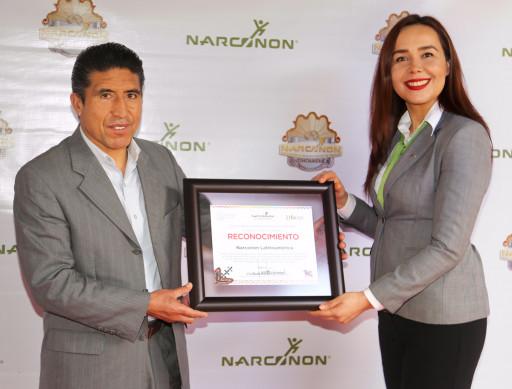 Narconon Latinoamerica Recognized by the Municipal President of Villa Victoria in Recognition of 6th Anniversary