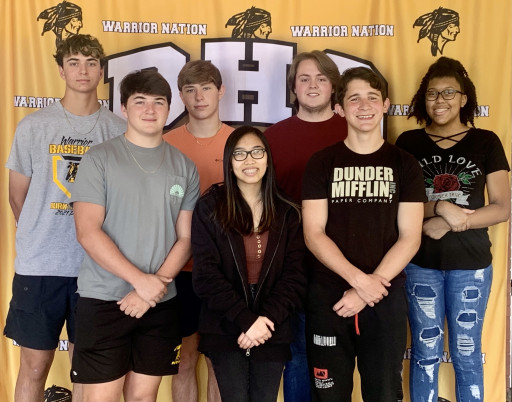 Juniors at D'Iberville High School Achieve Remarkable Improvements on the English Section of the ACT